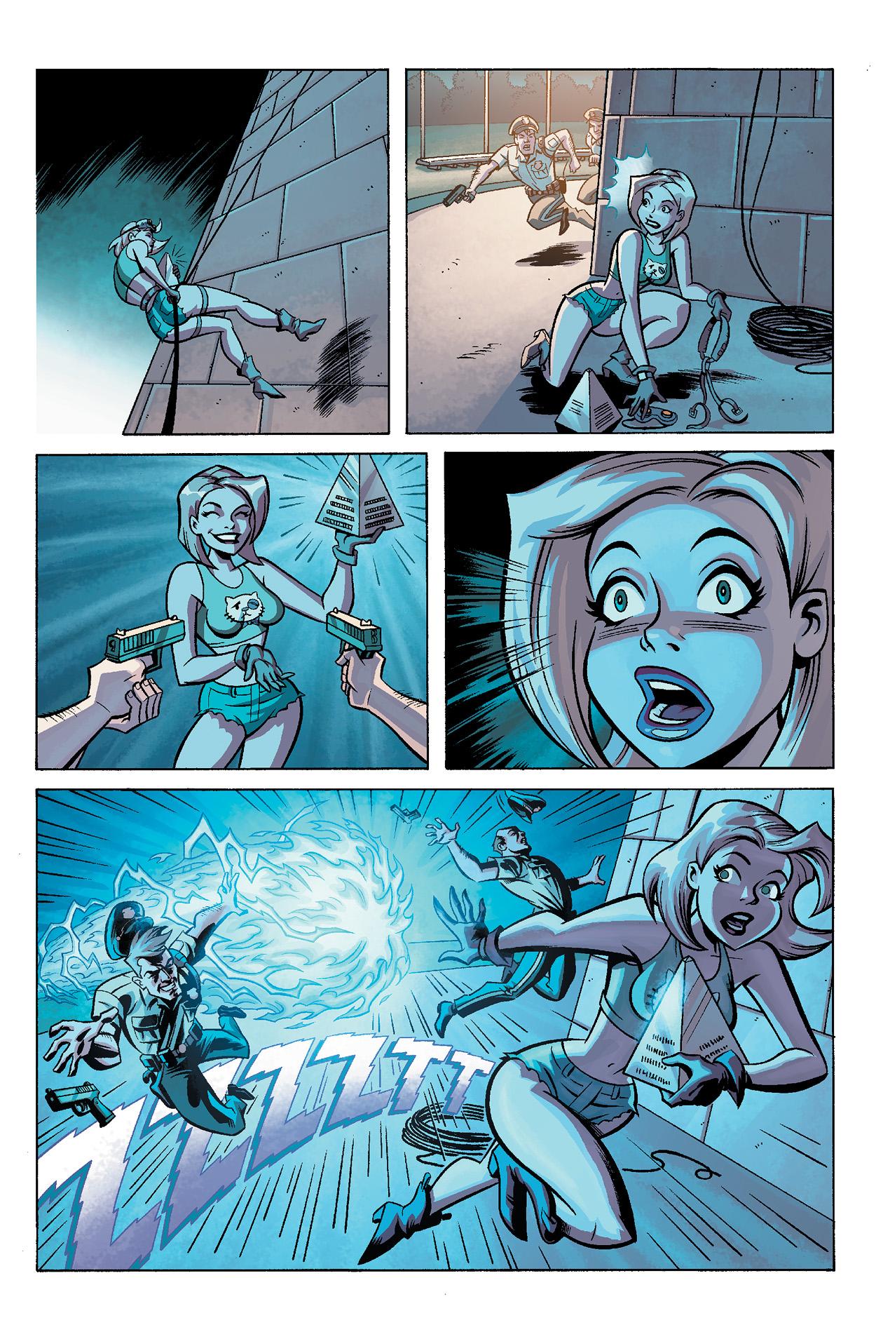 LORNA: RELIC WRANGLER page 9