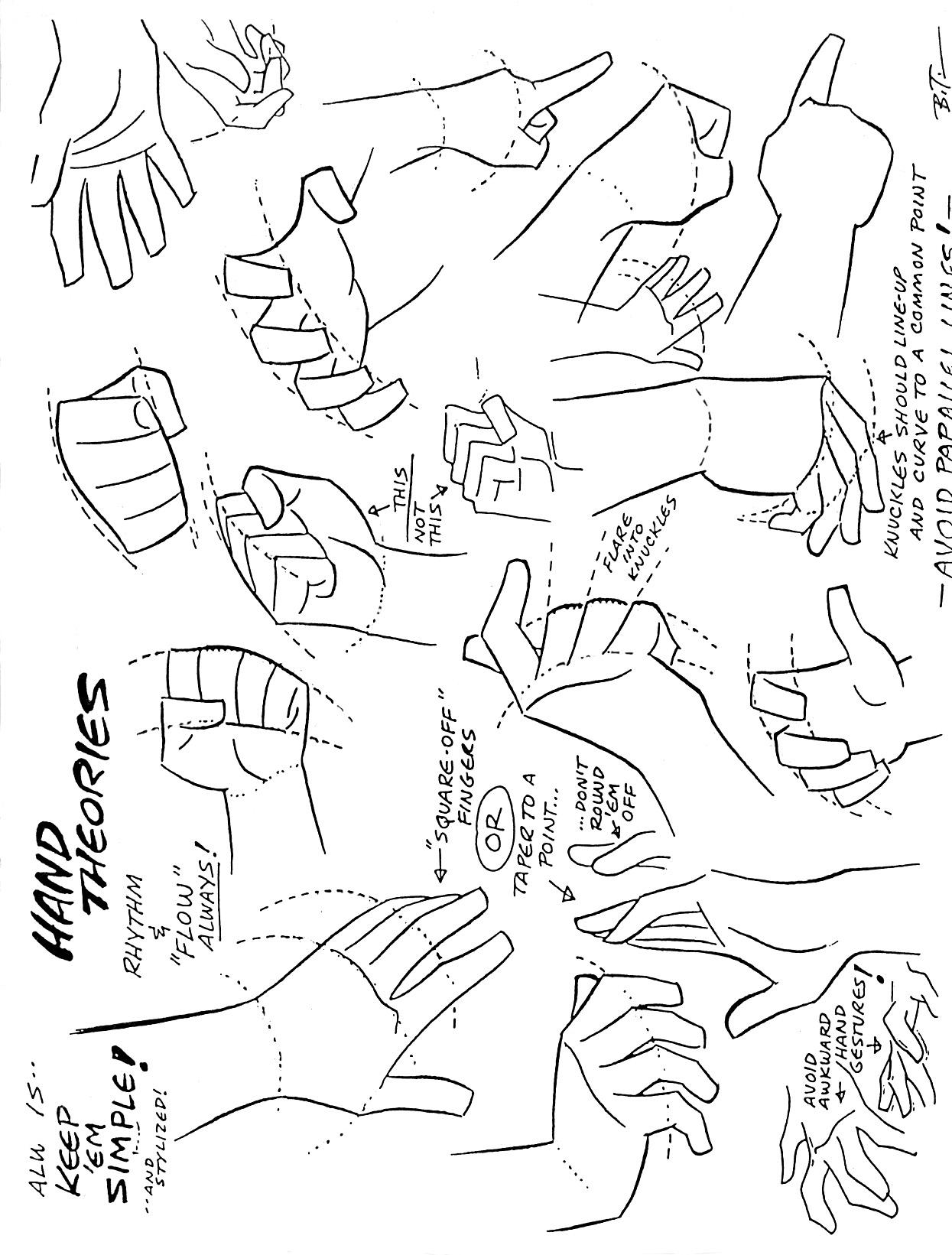 animopus hand poses galore